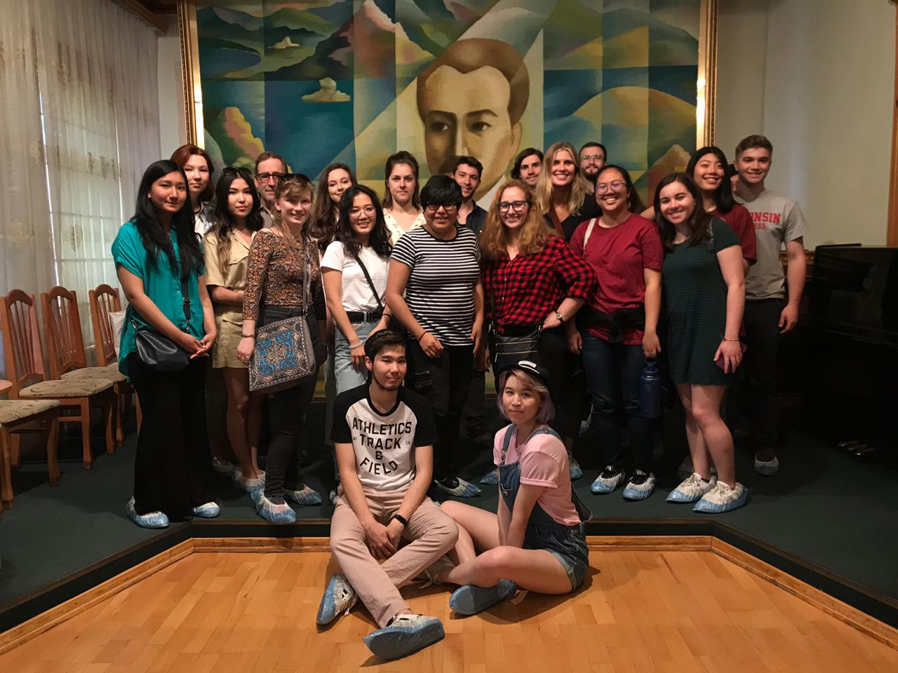 SSRES 2019 Student life